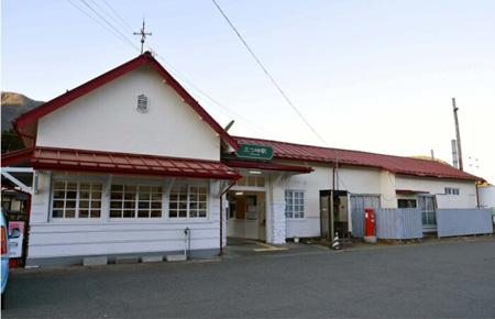 富士急行線・三つ峠駅