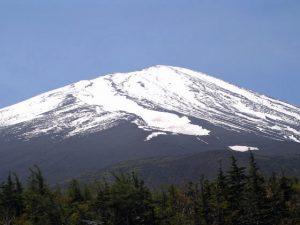 富士スバルラインからの富士