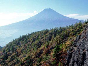 三ツ峠からの富士