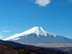 二十曲峠からの富士