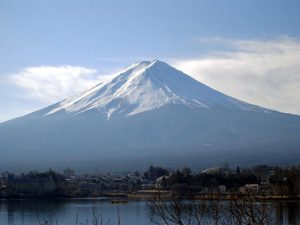 産屋ケ崎からの富士
