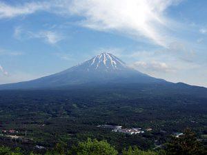 紅葉台からの富士