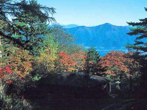 吉田口登山道中の茶屋~馬返し