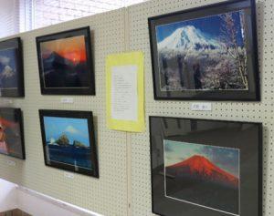 富士山活写20点、多彩な表情紹介