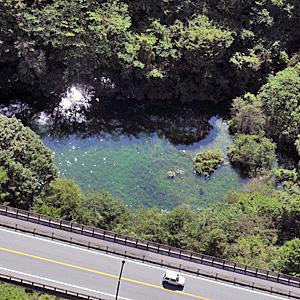 幻の富士六湖「赤池」